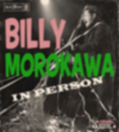 BILLY MOROKAWA