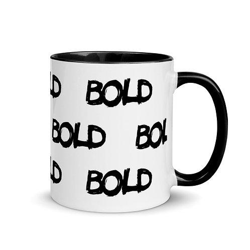BOLD Mug with Color Inside