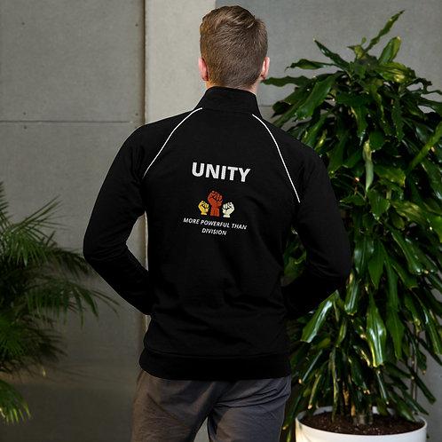 Unity Triple Fist Piped Fleece Jacket