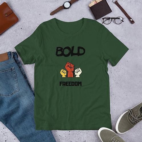 Bold Freedom Triple Fist I T-Shirt