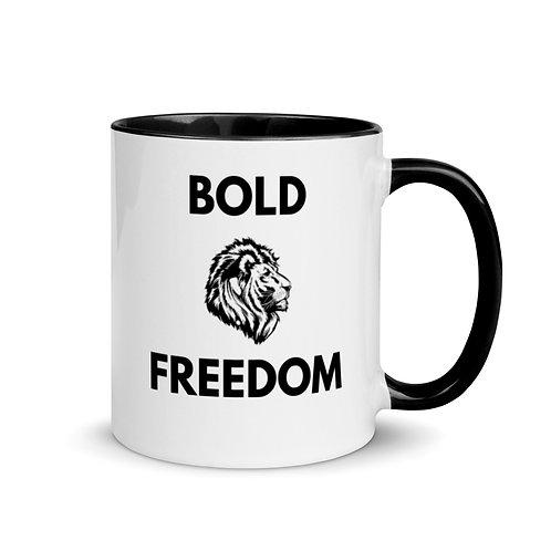 Bold As A Lion Mug