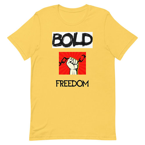Bold Freedom Alpha Short-Sleeve T-Shirt