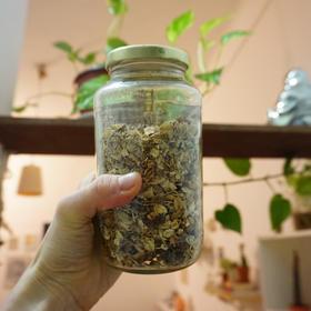 {Blog Post} 10 Minute Delicious Recipe for Homemade Granola (Vegan & GF)