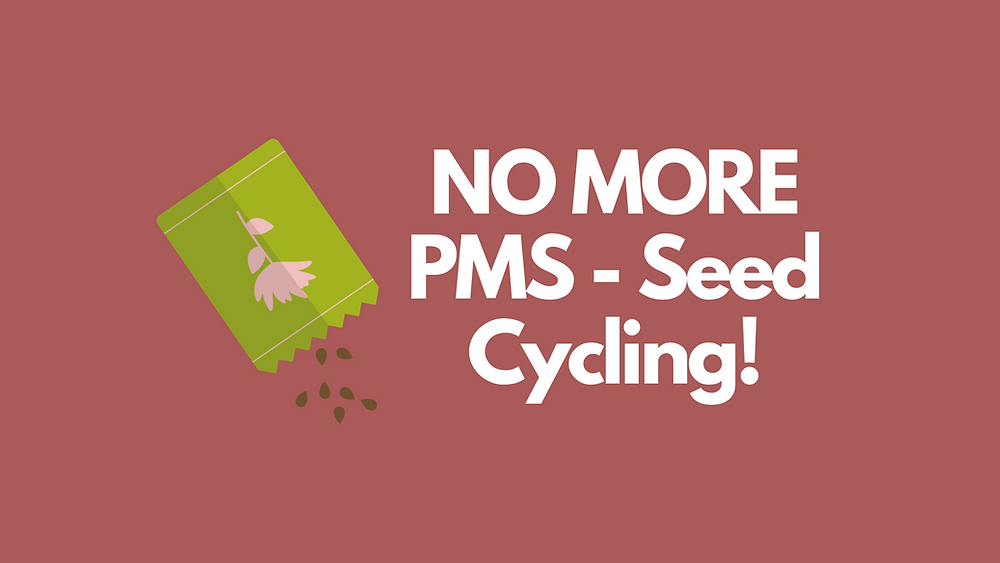 Seed cycling is a method on how to balance hormones naturally for menstrual health