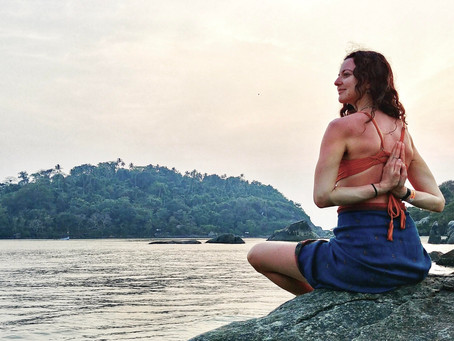 How Yoga Healed Me and the Power of Synchronicity