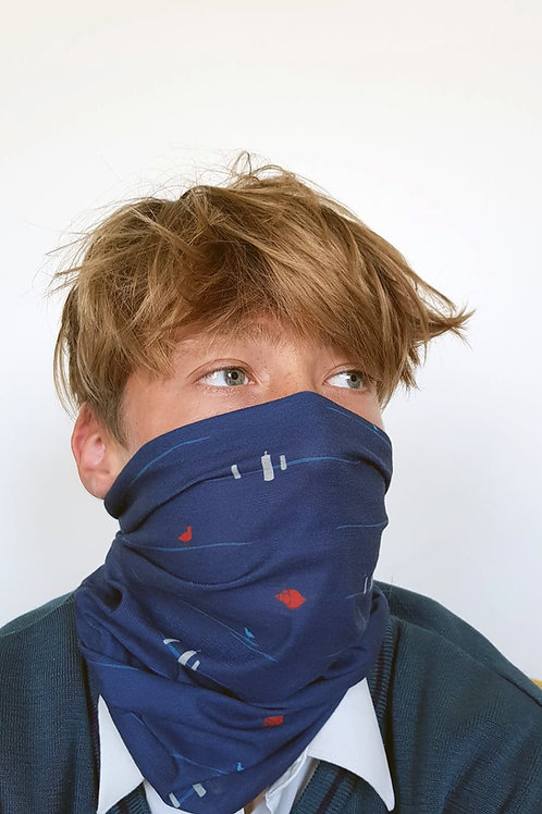 Snood/Facecover: Navy
