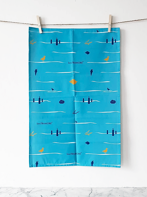 Tea Towel Edition: Beach