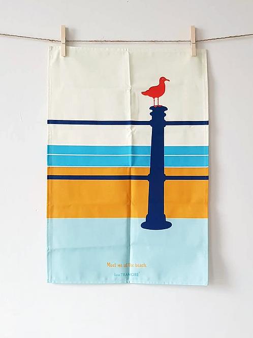 Tea Towel Edition: Beach
