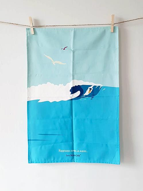 Tea Towel Edition: Surf