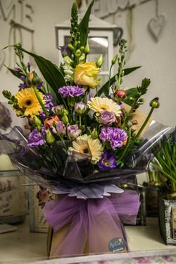 Unique Floral Arrangements