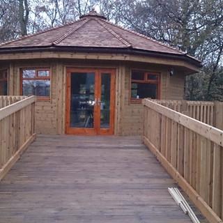 Bespoke-Outdoor-Wooden-Teaching-Room-Man
