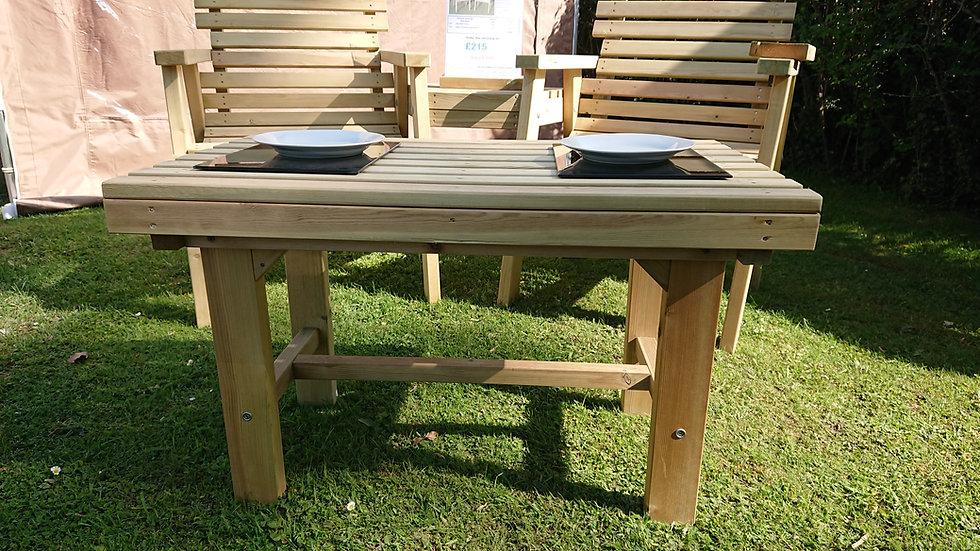 Wooden Outdoor Coffee Tables | Custom Garden Chairs  | Garden Coffee Table