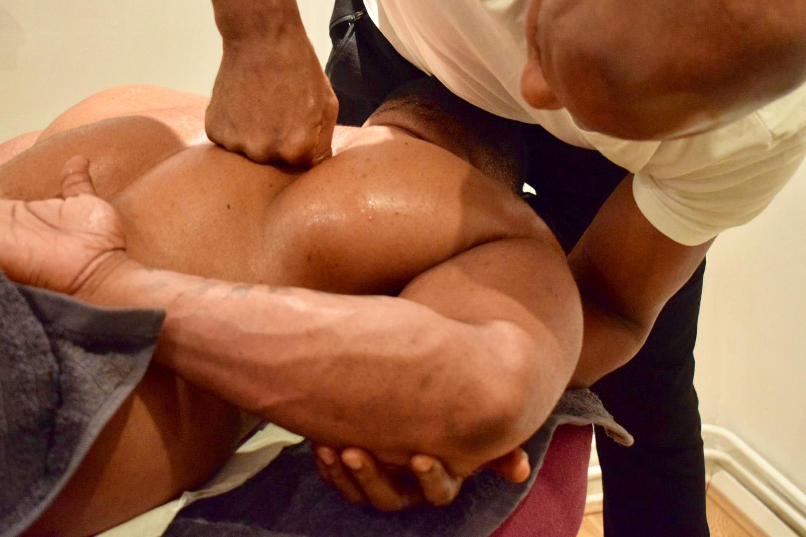 60 minute Sports Massage