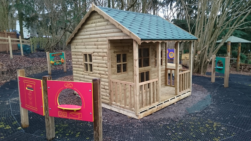 Disabled Access Playhouse