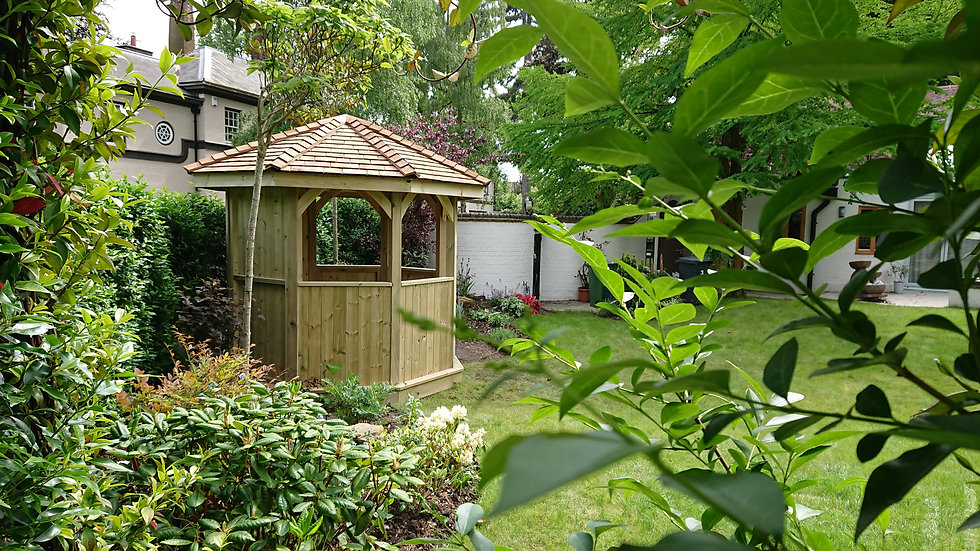Wooden | Gazebo | Manufacturer | Wales | UK