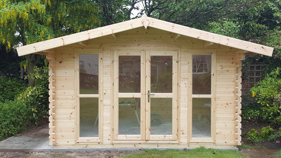 The Summerhouse 4m x 3.1m