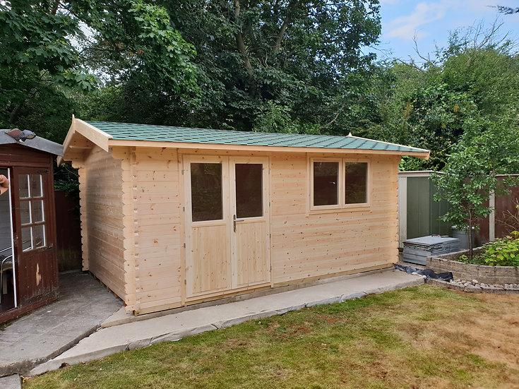 The Cottage Workshop 5m x 3.1m