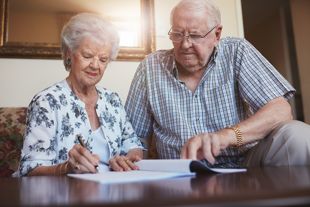Must does when making a will