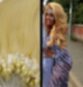 full head of hair extensions in cardiff in less than 2 hours from just £300