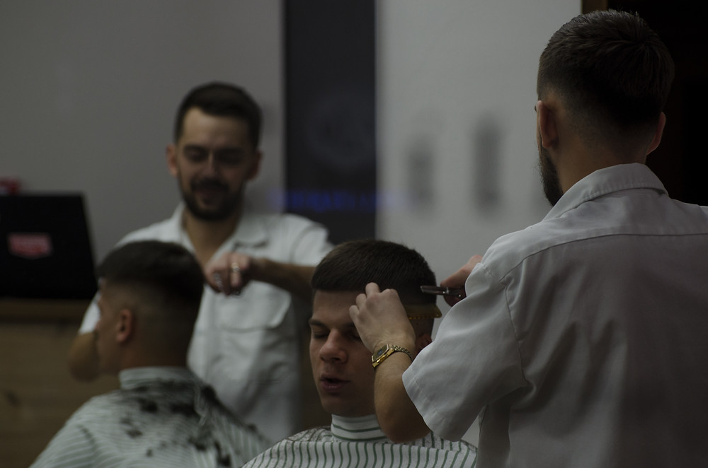 free hygiene test for barbers
