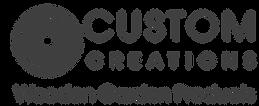 Custom Creations Logo | Sustainable Custom Garden Furniture | Bridgend