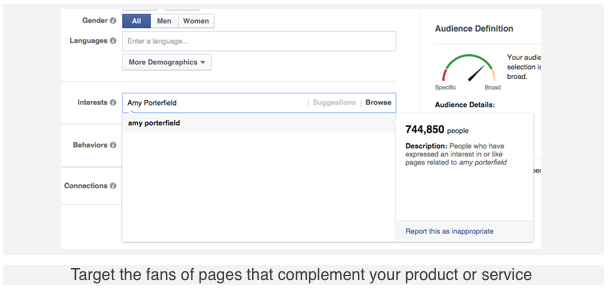 Easy Facebook marketing