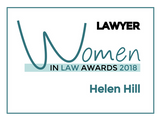 women in law awards logo full colour
