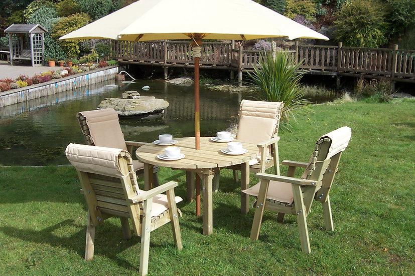Medium Cottage Set | Outdoor Dining Tables