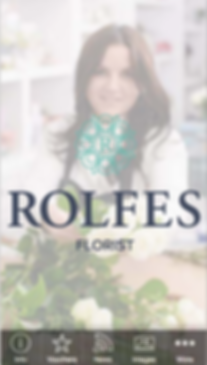 Rolfes Florist App | Send Flowers Cardiff