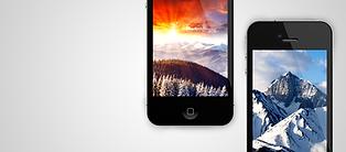 iPhones con una visión