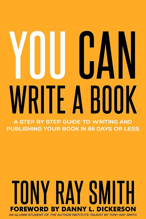 You Can Write A Book