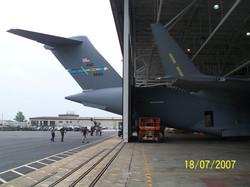 Aircraft Aperture Doors