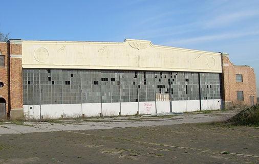 Historic hangar preservation