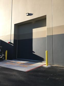 NBC Universal Elephant Door