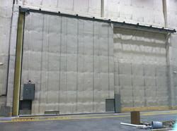 Concrete Acoustic Studio Door