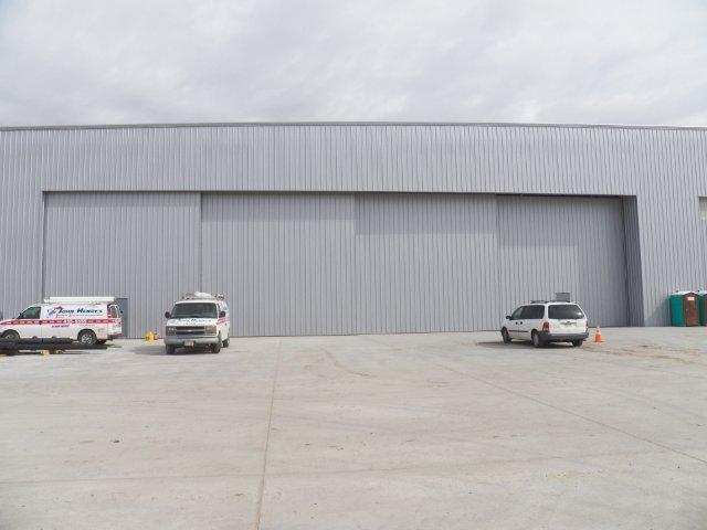 Sliding Hangar Doors