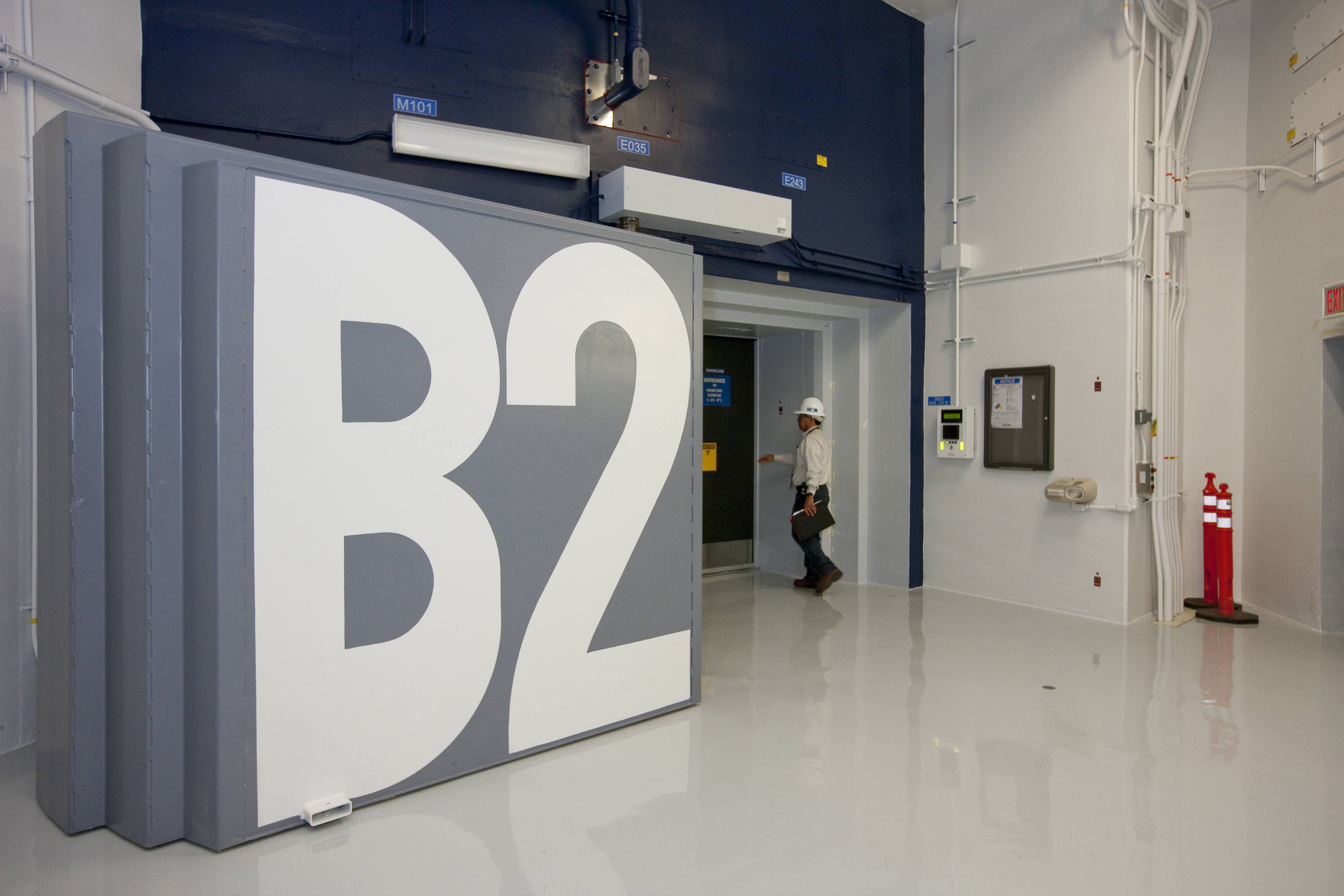 Radiation Shielded Doors