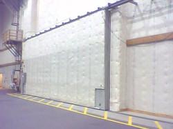 large scale studio door