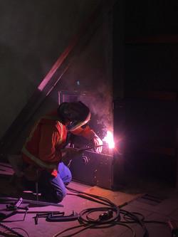 Fabrication and Installation