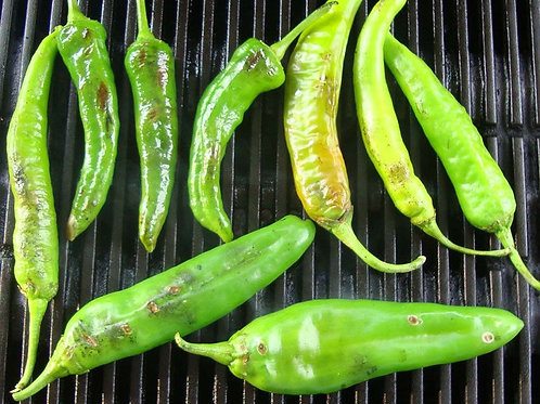Pepper, Chile Heritage 6-4
