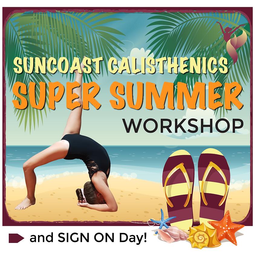 Super Summer Workshop