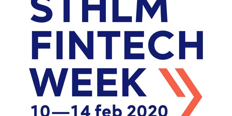 Sthlm Fintech Week 2020