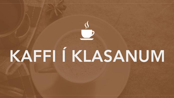 Kaffi í klasanum með Yay