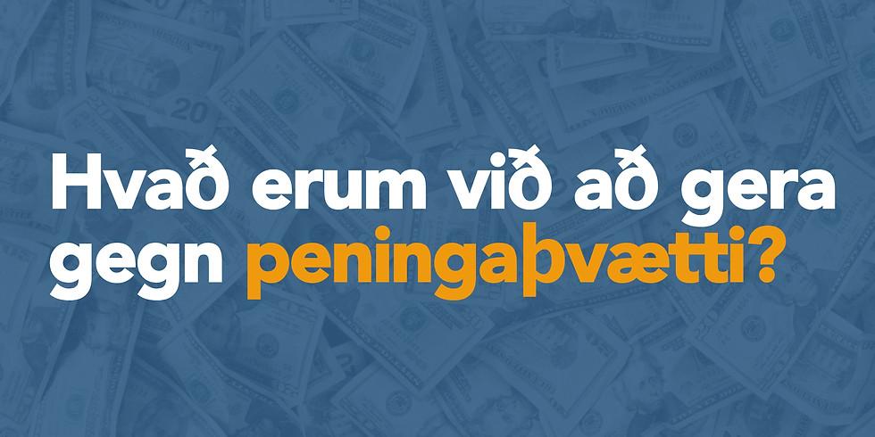 Forum on anti-money laundering