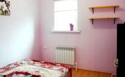 Фиолетовая спальня с 2местной тахтой
