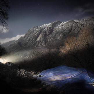 Zagros mountains, Iran