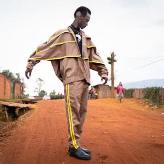Amasunzu hairstyle, Rwanda