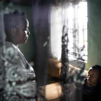 Hunger, Rwanda