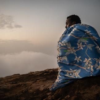 Samburu boy, Kenya