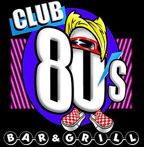 Club 80s Logo